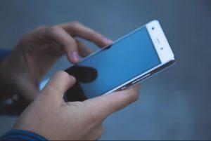 Получение информации с помощью мобильного устройства